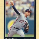 1993 Pinnacle Baseball #065 Charles Nagy - Cleveland Indians