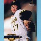 1994 Pinnacle Baseball #457 Bob Walk - Pittsburgh Pirates