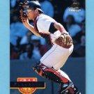1994 Pinnacle Baseball #443 John Flaherty - Boston Red Sox