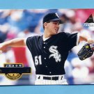 1994 Pinnacle Baseball #347 Jason Bere - Chicago White Sox