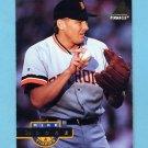 1994 Pinnacle Baseball #212 Mike Moore - Detroit Tigers