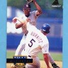 1994 Pinnacle Baseball #138 Ricky Gutierrez - San Diego Padres