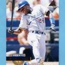 1994 Pinnacle Baseball #094 Darryl Hamilton - Milwaukee Brewers
