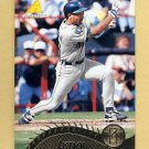 1995 Pinnacle Baseball #433 Pat Listach - Milwaukee Brewers