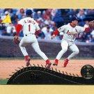 1995 Pinnacle Baseball #348 Geronimo Pena - St. Louis Cardinals