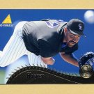 1995 Pinnacle Baseball #343 Mike Harkey - Colorado Rockies