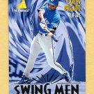 1995 Pinnacle Baseball #277 Carlos Delgado SM - Toronto Blue Jays