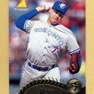 1995 Pinnacle Baseball #250 Duane Ward - Toronto Blue Jays