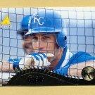 1995 Pinnacle Baseball #217 Greg Gagne - Kansas City Royals