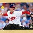 1995 Pinnacle Baseball #183 Mark Clark - Cleveland Indians NM-M