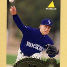 1995 Pinnacle Baseball #095 David Nied - Colorado Rockies