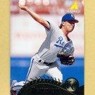 1995 Pinnacle Baseball #090 Jeff Montgomery - Kansas City Royals
