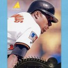 1995 Pinnacle Baseball #010 Jeffrey Hammonds - Baltimore Orioles Ex