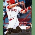 1996 Pinnacle Baseball #159 Dean Palmer NAT - Texas Rangers