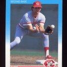 1987 Fleer Baseball #207 Ron Oester - Cincinnati Reds