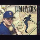 1994 Upper Deck Baseball #516 Tim Hyers RC - San Diego Padres