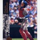 1994 Upper Deck Baseball #459 Darrin Fletcher - Montreal Expos