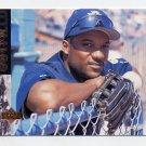 1994 Upper Deck Baseball #326 Darryl Hamilton - Milwaukee Brewers