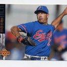 1994 Upper Deck Baseball #192 Jeff Fassero - Montreal Expos