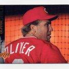 1994 Upper Deck Baseball #134 Joe Oliver - Cincinnati Reds