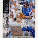 1994 Upper Deck Electric Diamond Baseball #154 Rick Wilkins - Chicago Cubs