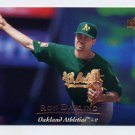 1995 Upper Deck Baseball #282 Ron Darling - Oakland A's