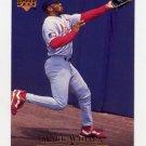 1995 Upper Deck Baseball #062 Mark Whiten - St. Louis Cardinals