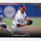 1995 Upper Deck Baseball #021 Chuck Finley - California Angels