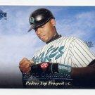 1995 Upper Deck Minors Baseball #020 Raul Casanova - San Diego Padres