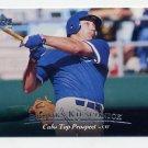 1995 Upper Deck Minors Baseball #015 Brooks Kieschnick - Chicago Cubs