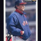 1994 Collector's Choice Baseball #542 Jack Morris - Cleveland Indians