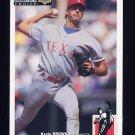 1994 Collector's Choice Baseball #537 Kevin Brown - Texas Rangers