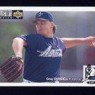 1994 Collector's Choice Baseball #526 Greg Swindell - Houston Astros