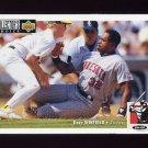 1994 Collector's Choice Baseball #302 Dave Winfield - Minnesota Twins