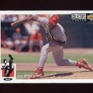 1994 Collector's Choice Baseball #245 John Roper - Cincinnati Reds