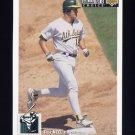 1994 Collector's Choice Baseball #215 Troy Neel - Oakland A's
