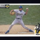 1994 Collector's Choice Baseball #207 Angel Miranda - Milwaukee Brewers
