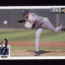 1994 Collector's Choice Baseball #188 Pedro A. Martinez RC - San Diego Padres