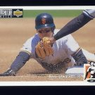 1994 Collector's Choice Baseball #174 Darren Lewis - San Francisco Giants