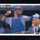 1994 Collector's Choice Baseball #143 Todd Hundley - New York Mets