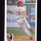 1994 Collector's Choice Baseball #141 Dave Hollins - Philadelphia Phillies