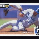 1994 Collector's Choice Baseball #136 Phil Hiatt - Kansas City Royals