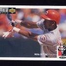 1994 Collector's Choice Baseball #116 Willie Greene - Cincinnati Reds
