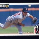 1994 Collector's Choice Baseball #041 Rene Arocha - St. Louis Cardinals