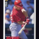 1995 Collector's Choice Baseball #427 Bret Boone - Cincinnati Reds