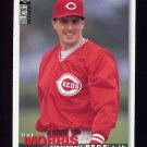 1995 Collector's Choice Baseball #424 Hal Morris - Cincinnati Reds