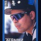 1995 Collector's Choice SE Baseball #239 Wilson Alvarez - Chicago White Sox