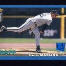 1995 Collector's Choice SE Baseball #131 Pat Rapp - Florida Marlins