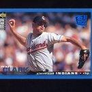 1995 Collector's Choice SE Baseball #121 Mark Clark - Cleveland Indians