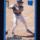 1995 Collector's Choice SE Baseball #118 Carlos Baerga - Cleveland Indians